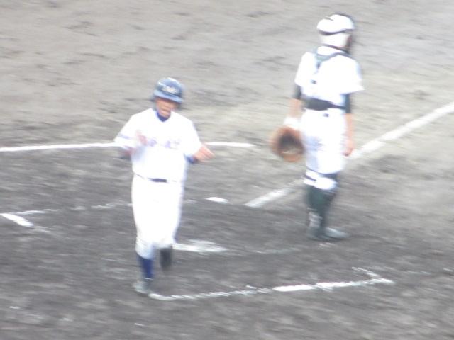 北信越高校野球石川県大会  航空vs泉丘 117