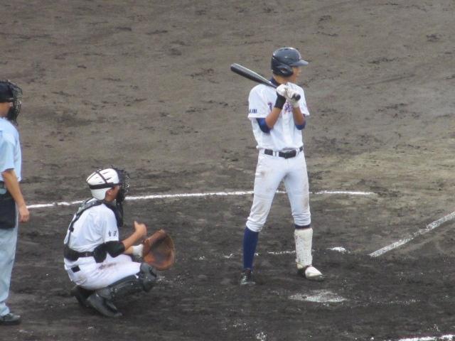北信越高校野球石川県大会  航空vs泉丘 127