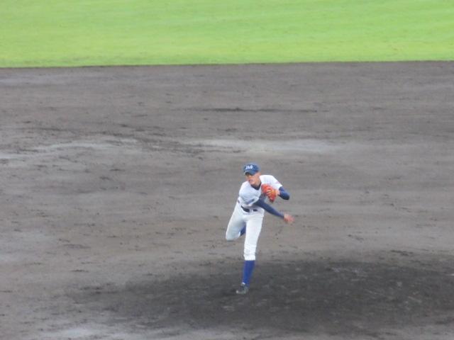 北信越高校野球石川県大会  航空vs泉丘 135