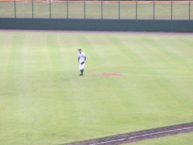 北信越高校野球石川県大会  航空vs泉丘 146
