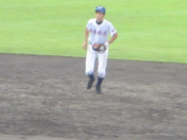 北信越高校野球石川県大会  航空vs泉丘 151