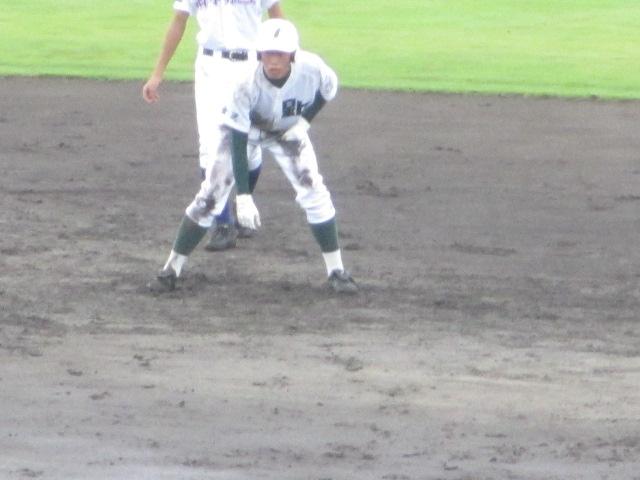 北信越高校野球石川県大会  航空vs泉丘 150