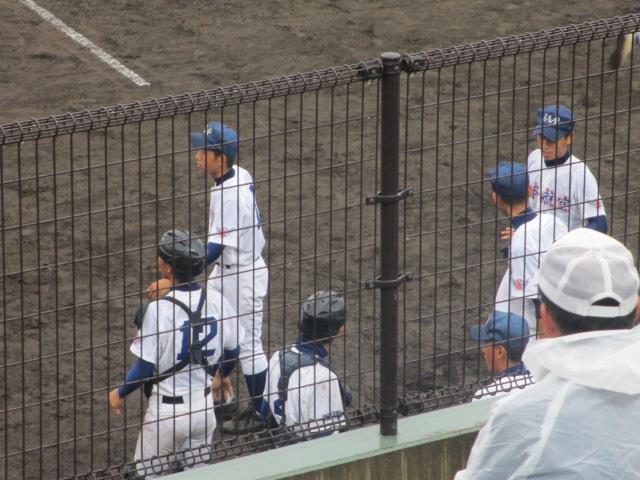 北信越高校野球石川県大会  航空vs泉丘 159