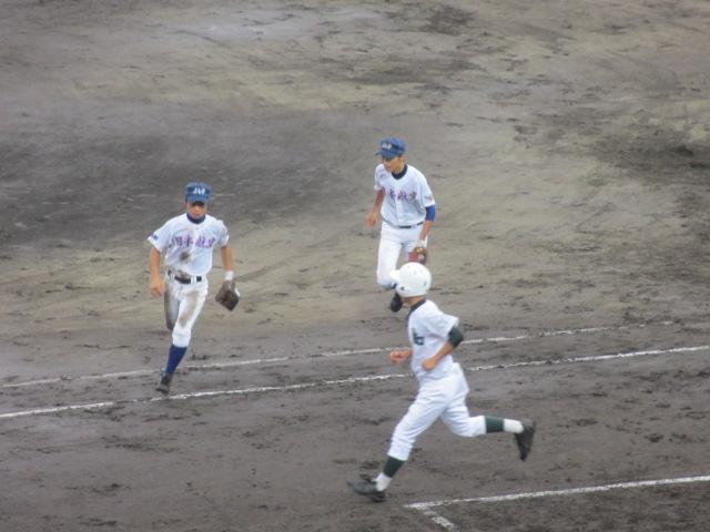 北信越高校野球石川県大会  航空vs泉丘 158