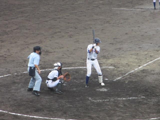 北信越高校野球石川県大会  航空vs泉丘 163