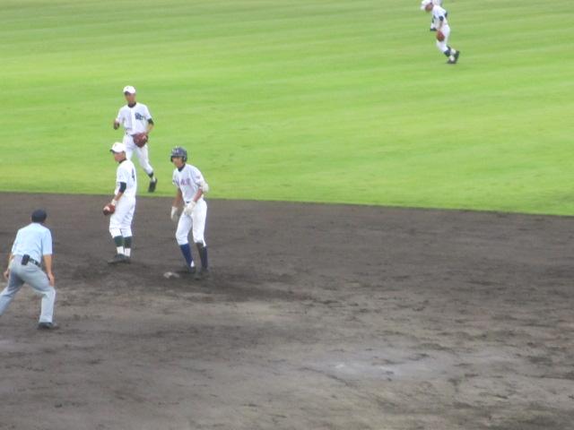 北信越高校野球石川県大会  航空vs泉丘 169