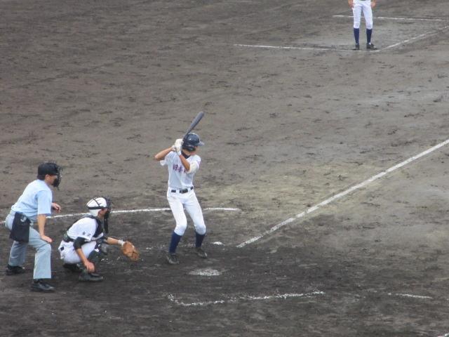 北信越高校野球石川県大会  航空vs泉丘 166