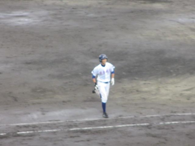 北信越高校野球石川県大会  航空vs泉丘 165