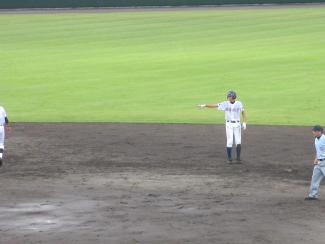 北信越高校野球石川県大会  航空vs泉丘 173