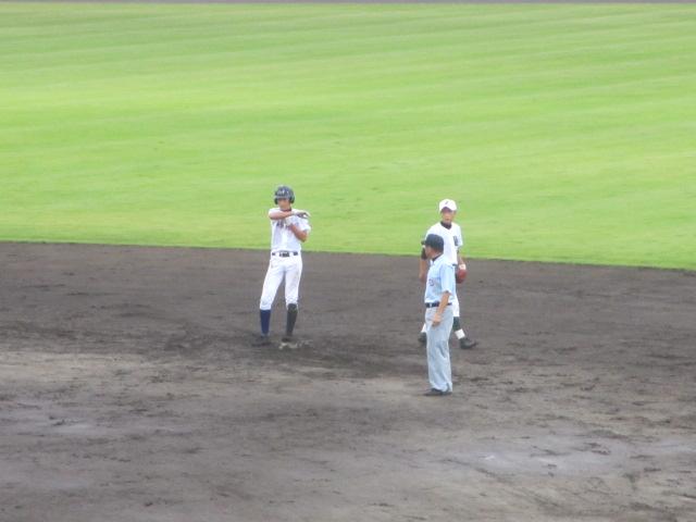 北信越高校野球石川県大会  航空vs泉丘 170