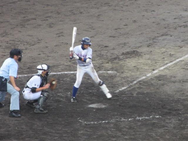 北信越高校野球石川県大会  航空vs泉丘 184