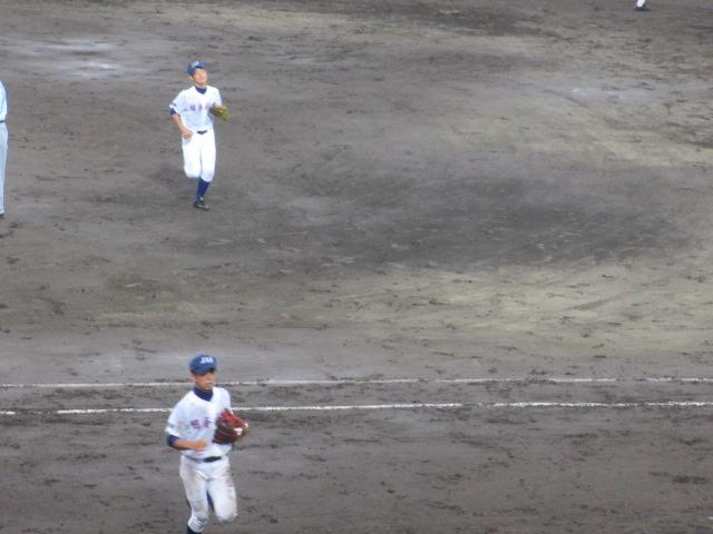 北信越高校野球石川県大会  航空vs泉丘 182