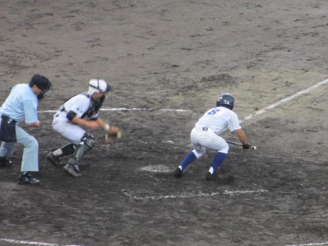 北信越高校野球石川県大会  航空vs泉丘 192