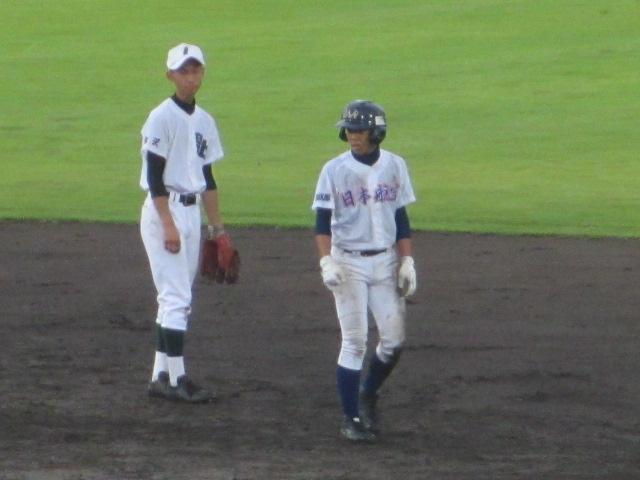 北信越高校野球石川県大会  航空vs泉丘 189