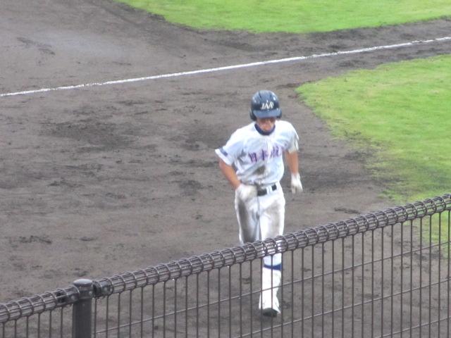 北信越高校野球石川県大会  航空vs泉丘 199
