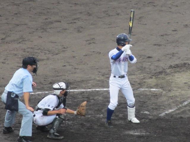 北信越高校野球石川県大会  航空vs泉丘 200
