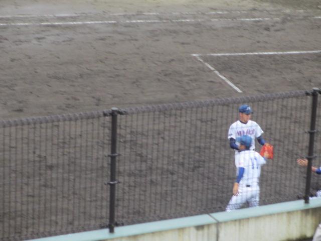 北信越高校野球石川県大会  航空vs泉丘 218