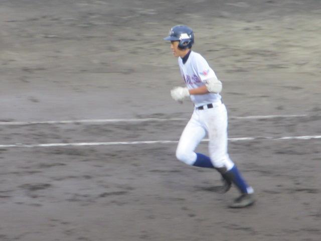 北信越高校野球石川県大会  航空vs泉丘 229