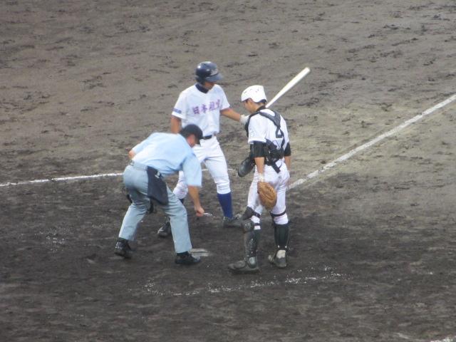 北信越高校野球石川県大会  航空vs泉丘 239