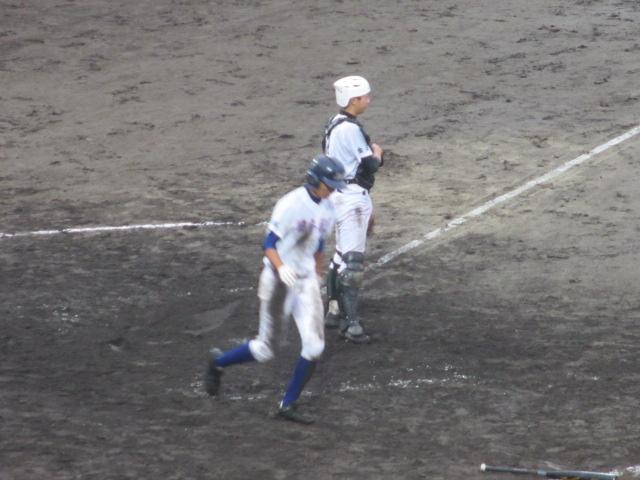 北信越高校野球石川県大会  航空vs泉丘 238
