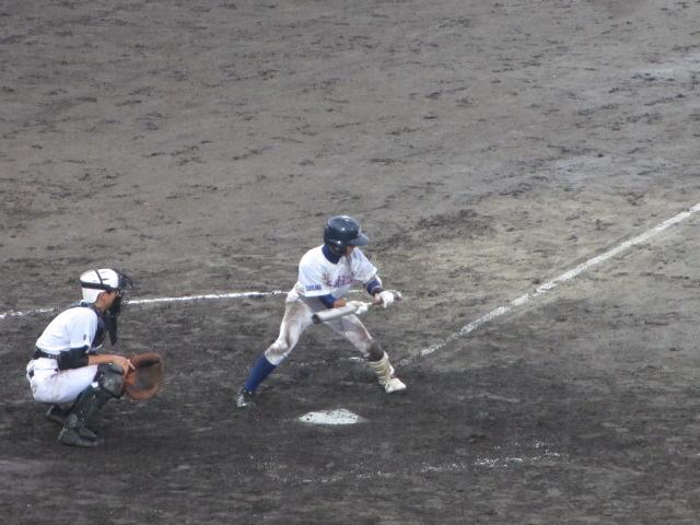 北信越高校野球石川県大会  航空vs泉丘 251
