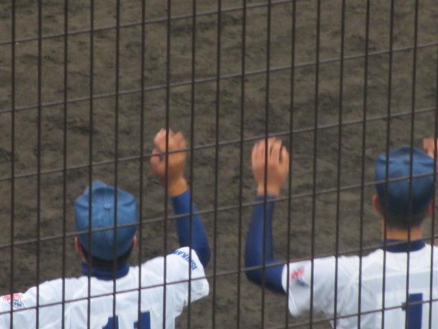 北信越高校野球石川県大会  航空vs泉丘 249