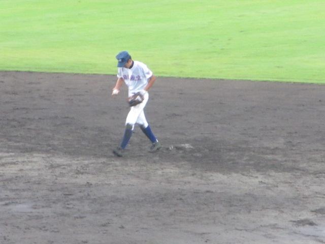 北信越高校野球石川県大会  航空vs泉丘 248