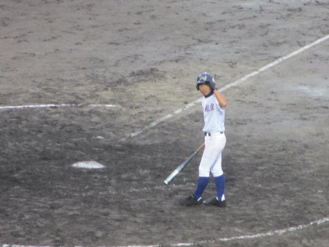 北信越高校野球石川県大会  航空vs泉丘 257