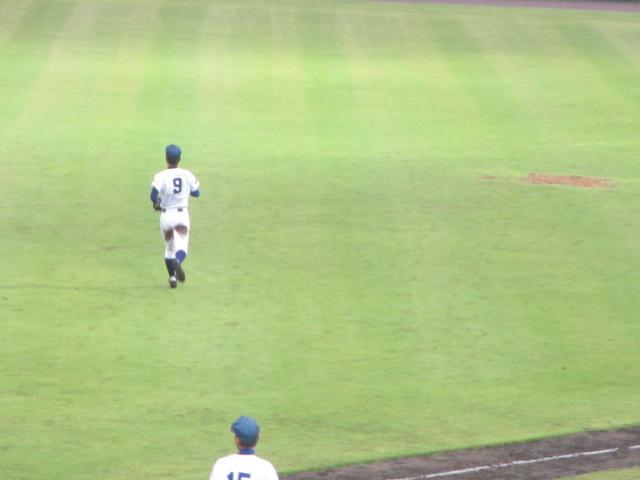 北信越高校野球石川県大会  航空vs泉丘 265