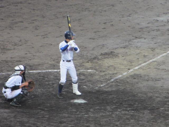 北信越高校野球石川県大会  航空vs泉丘 261