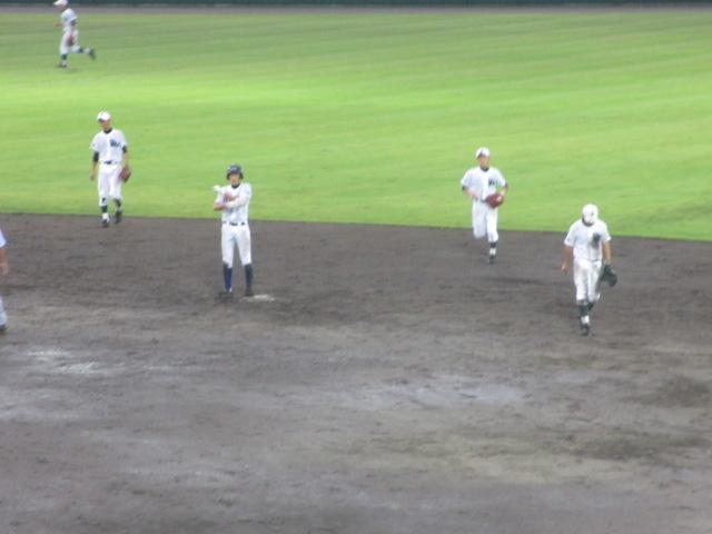 北信越高校野球石川県大会  航空vs泉丘 281