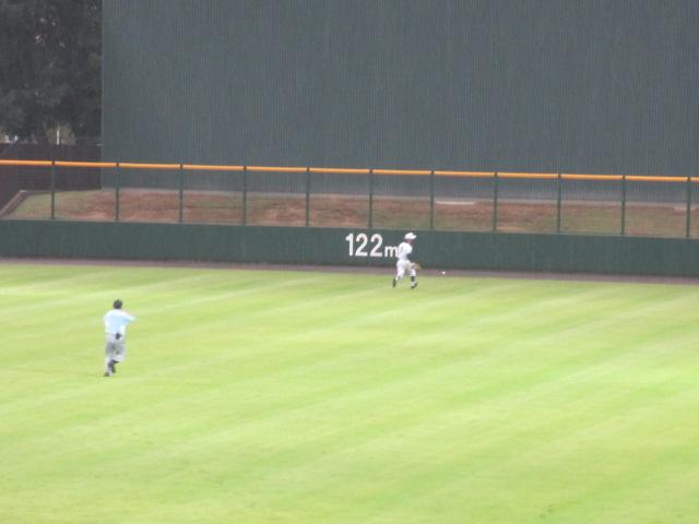 北信越高校野球石川県大会  航空vs泉丘 280