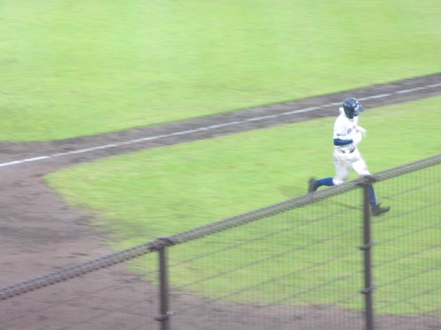 北信越高校野球石川県大会  航空vs泉丘 279