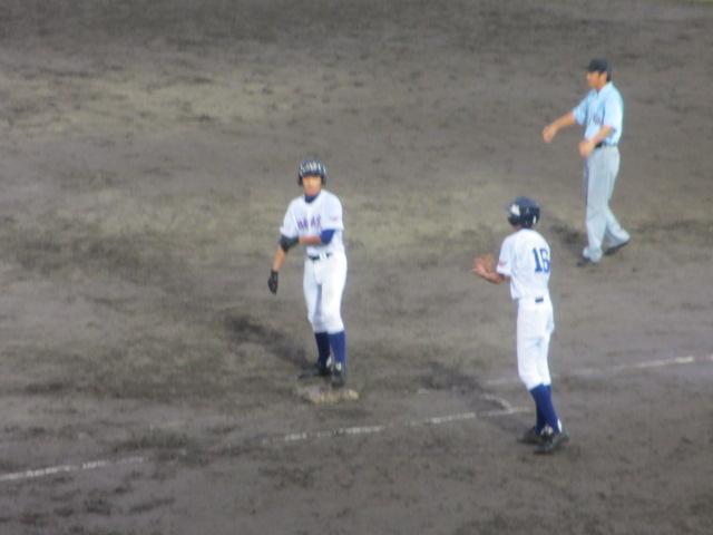 北信越高校野球石川県大会  航空vs泉丘 288