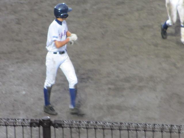 北信越高校野球石川県大会  航空vs泉丘 297