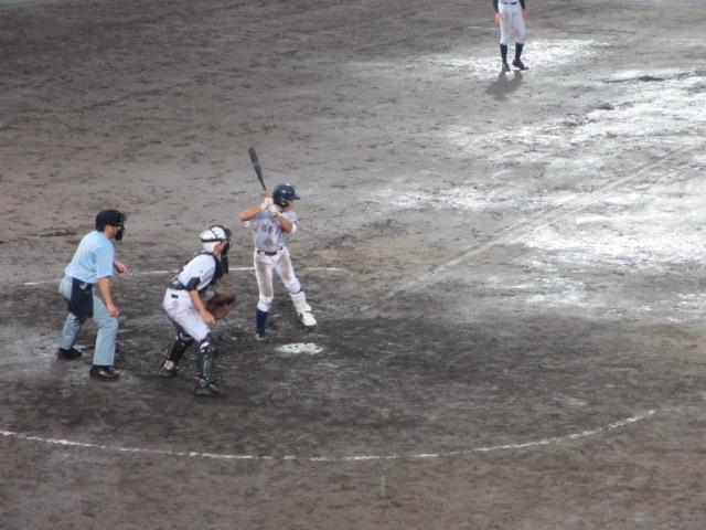 北信越高校野球石川県大会  航空vs泉丘 319