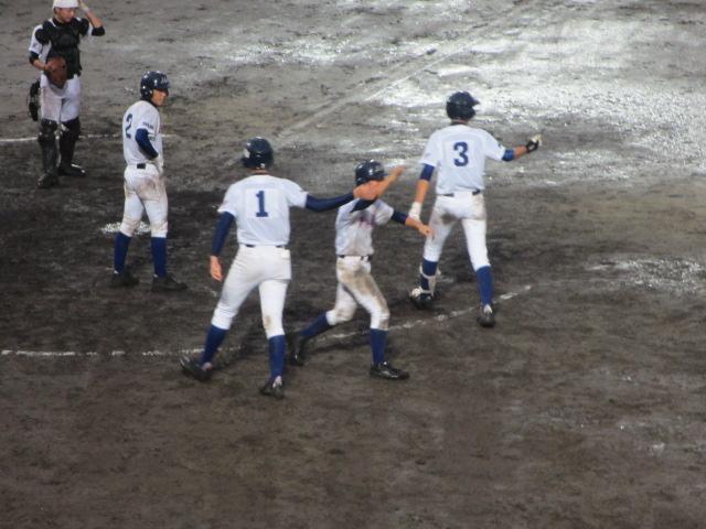 北信越高校野球石川県大会  航空vs泉丘 329