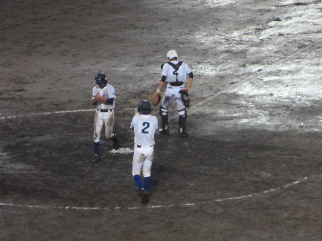 北信越高校野球石川県大会  航空vs泉丘 328