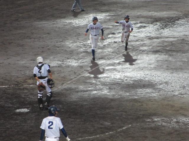 北信越高校野球石川県大会  航空vs泉丘 327