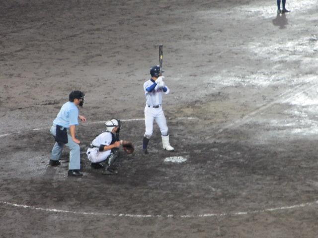 北信越高校野球石川県大会  航空vs泉丘 326