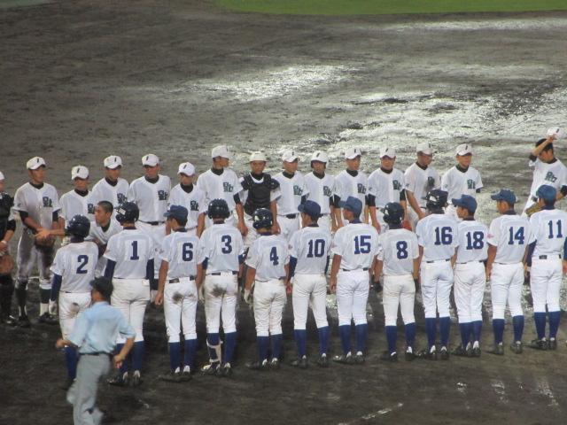 北信越高校野球石川県大会  航空vs泉丘 332