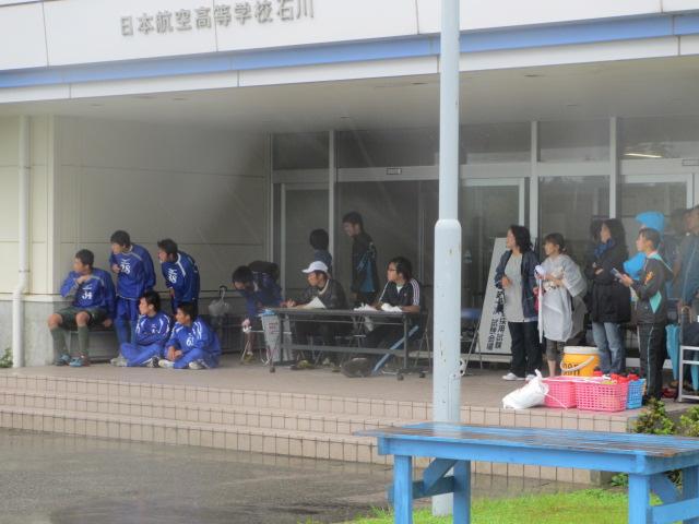 全国高校サッカー選手権石川県大会 予選リーグ第二戦 航空vs羽咋工業 062