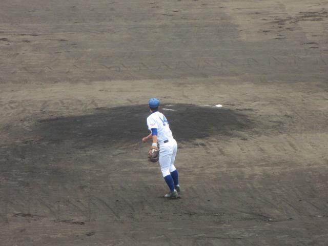 北信越高校野球石川県大会 三回戦 航空vs市工 015