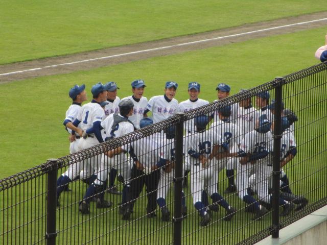 北信越高校野球石川県大会 三回戦 航空vs市工 023