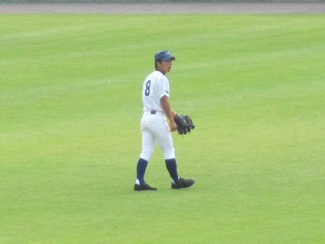 北信越高校野球石川県大会 三回戦 航空vs市工 035