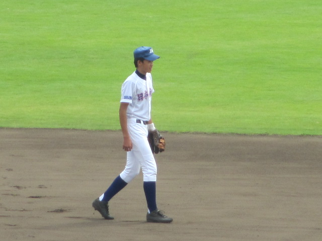 北信越高校野球石川県大会 三回戦 航空vs市工 033