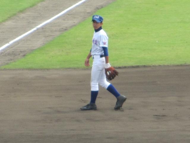 北信越高校野球石川県大会 三回戦 航空vs市工 032