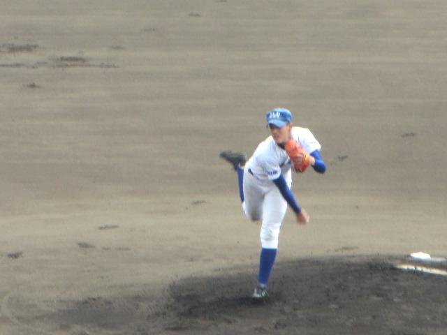 北信越高校野球石川県大会 三回戦 航空vs市工 045