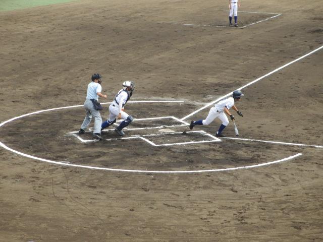 北信越高校野球石川県大会 三回戦 航空vs市工 058