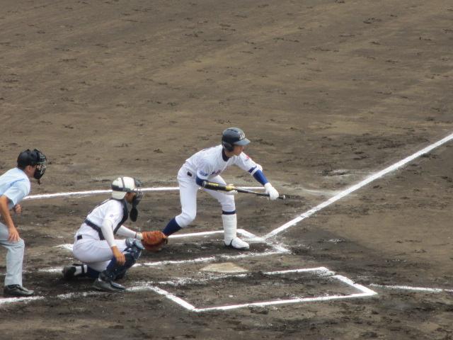 北信越高校野球石川県大会 三回戦 航空vs市工 067